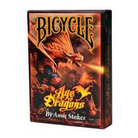 Игральные карты Bicycle Anne Stokes Age of Dragon