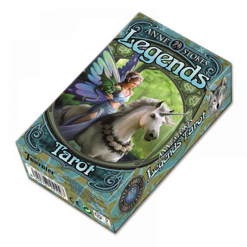 Карты ТАРО Anne Stokes Legends Tarot